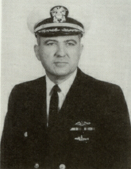 CDR James T. High Jr