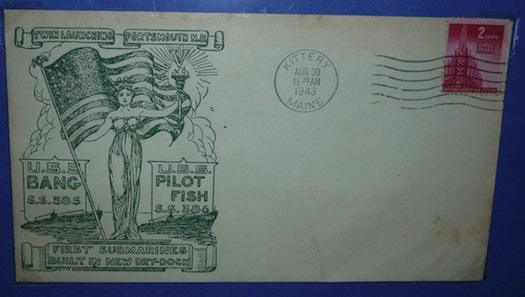 Postmarks - First and Last Day Covers