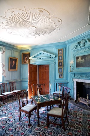The Blue Room, Mount Vernon